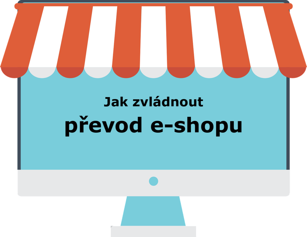 Převod e-shopu