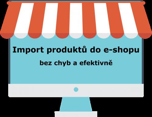Import produktů z feedu